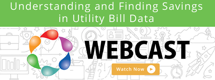 understanding and finding savings in utility bill data