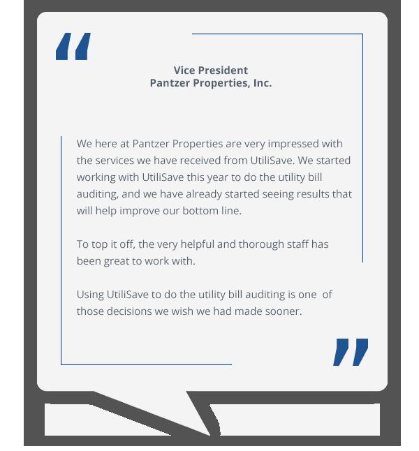 pantzer properties testimonial