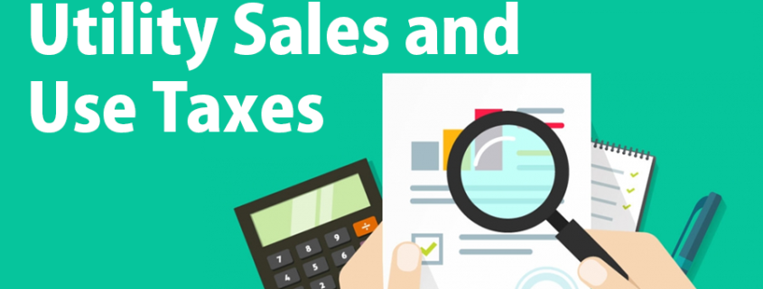 Utility Sales and Use Taxes