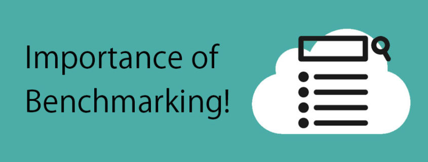 Importance of benchmarking!
